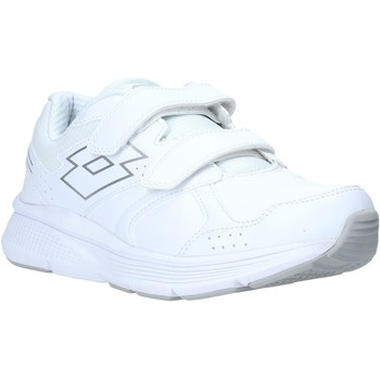 Chaussures Homme Baskets basses Lotto 211824 Blanc