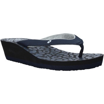 Chaussures Femme Tongs Lotto L58326 Bleu