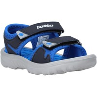 Chaussures Enfant Sandales et Nu-pieds Lotto L55098 Bleu