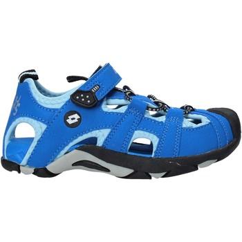 Chaussures Enfant Sandales et Nu-pieds Lotto L49353 Bleu