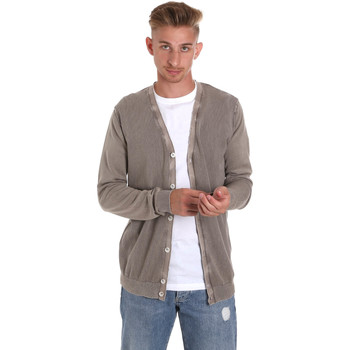 Vêtements Homme Gilets / Cardigans Sseinse ME1511SS Marron