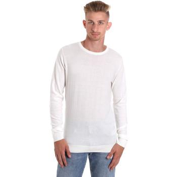 Vêtements Homme T-shirts manches longues Sseinse ME1504SS Blanc