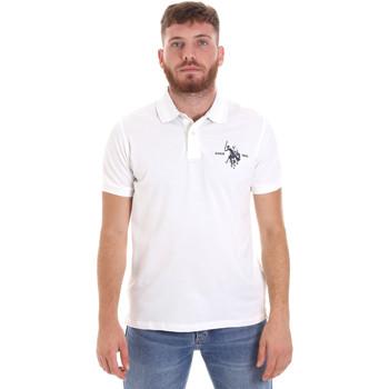 Vêtements Homme Polos manches courtes U.S Polo Assn. 55959 41029 Blanc