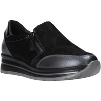 Chaussures Femme Slip ons Grunland SC4979 Noir