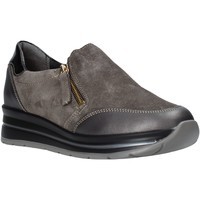 Chaussures Femme Slip ons Grunland SC4979 Marron