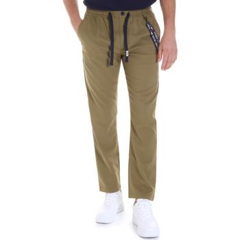 Vêtements Homme Chinos / Carrots Tommy Jeans DM0DM07826 Vert