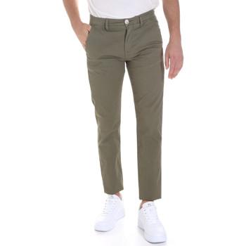 Vêtements Homme Chinos / Carrots Sseinse PSE558SS Vert