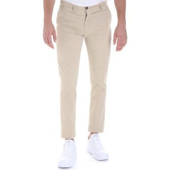 Vêtements Homme Chinos / Carrots Les Copains 9U3320 Beige