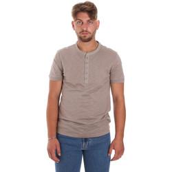 Vêtements Homme Lauren Ralph Lau Antony Morato MMKS01725 FA100139 Marron