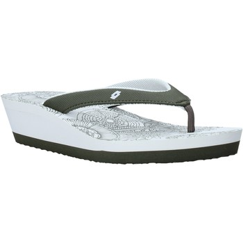 Chaussures Femme Tongs Lotto L58326 Blanc