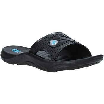 Chaussures Femme Claquettes Lotto L49345 Noir