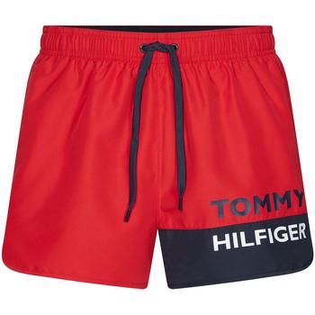 Vêtements Homme Maillots / Shorts de bain Tommy Hilfiger UM0UM01683 Rouge