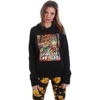 Vêtements Femme Sweats Versace B6HVB70K30328899 Noir