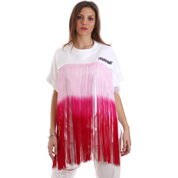 Vêtements Femme Sweats Versace B6HVB76713956003 Blanc