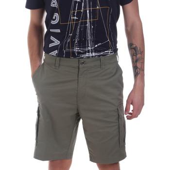 Vêtements Homme Shorts / Bermudas Navigare NV56033 Vert