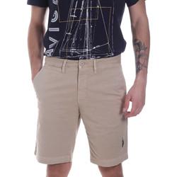 Vêtements Homme Shorts / Bermudas U.S Polo Assn. 57319 49492 Beige