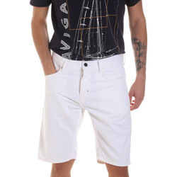 Vêtements Homme Shorts / Bermudas Antony Morato MMSH00152 FA900123 Blanc