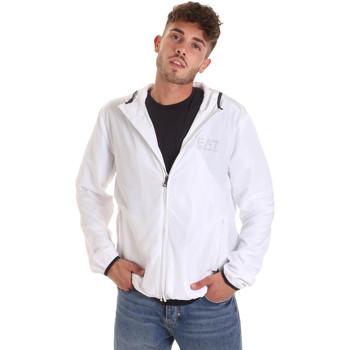 Vêtements Homme Coupes vent Ea7 Emporio Armani 8NPB04 PNN7Z Blanc