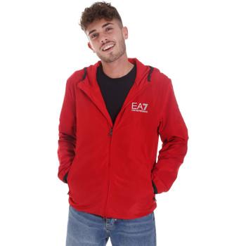 Vêtements Homme Vestes de survêtement Ea7 Emporio Armani 8NPB04 PNN7Z Rouge