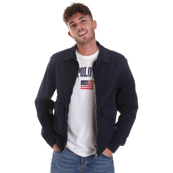 Vêtements Homme Blousons Navigare NV67065 Bleu