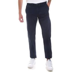 Vêtements Homme Chinos / Carrots Gaudi 821BU25007 Bleu