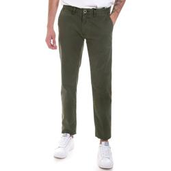 Vêtements Homme Chinos / Carrots Gaudi 821FU25013 Vert