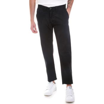 Vêtements Homme Chinos / Carrots Gaudi 821BU25007 Noir