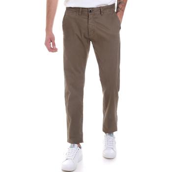 Vêtements Homme Chinos / Carrots Gaudi 821BU25007 Vert