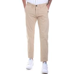 Vêtements Homme Chinos / Carrots Gaudi 821BU25007 Beige
