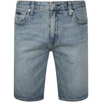 Vêtements Homme Shorts / Bermudas Superdry M7110012A Bleu