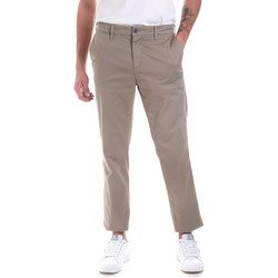 Vêtements Homme Chinos / Carrots Navigare NV55177 Beige