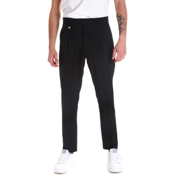 Vêtements Homme Chinos / Carrots Antony Morato MMTR00529 FA600180 Noir