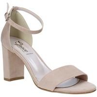 Chaussures Femme Sandales et Nu-pieds Grace Shoes 492001 Beige
