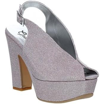 Chaussures Femme Sandales et Nu-pieds Grace Shoes FLOR Rose