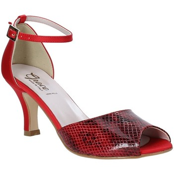 Chaussures Femme Sandales et Nu-pieds Grace Shoes 928008 Rouge