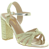 Chaussures Femme Sandales et Nu-pieds Pregunta ICD1719-9 Orange