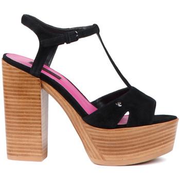 Chaussures Femme Sandales et Nu-pieds Fornarina PE17KY1012S000 Noir
