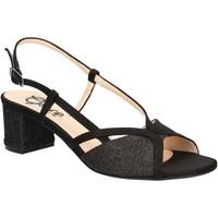 Chaussures Femme Sandales et Nu-pieds Grace Shoes 2070 Noir