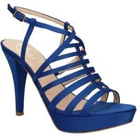 Chaussures Femme Sandales et Nu-pieds Grace Shoes 2078 Bleu