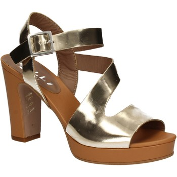 Chaussures Femme Sandales et Nu-pieds Mally 5180 Orange