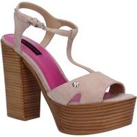 Chaussures Femme Sandales et Nu-pieds Fornarina PE17KY1012S067 Rose