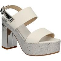 Chaussures Femme Sandales et Nu-pieds Grace Shoes OTRANTO 91 F9 Blanc