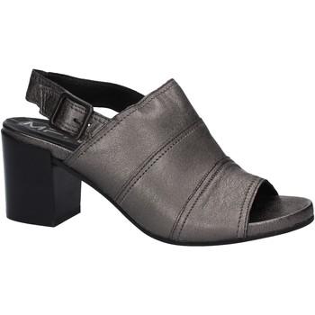 Chaussures Femme Sandales et Nu-pieds Marco Ferretti 660186 Gris