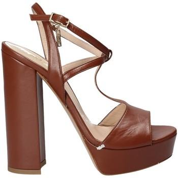 Chaussures Femme Sandales et Nu-pieds Liu Jo S17023P0062 Marron