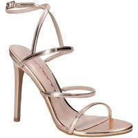 Chaussures Femme Sandales et Nu-pieds Fornarina PE17IN1094Q069 Rose