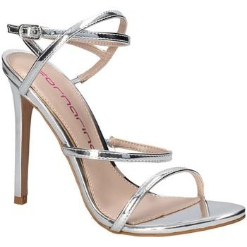 Chaussures Femme Sandales et Nu-pieds Fornarina PE17IN1094Q090 Gris