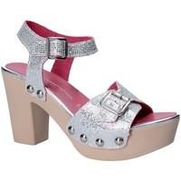 Chaussures Femme Sandales et Nu-pieds Fornarina PE17MI1022G090 Gris