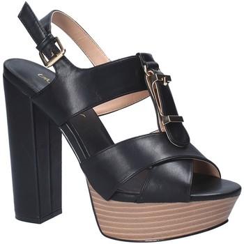 Chaussures Femme Sandales et Nu-pieds Byblos Blu 682358 Noir