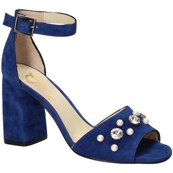 Chaussures Femme Sandales et Nu-pieds Grace Shoes 536 Bleu