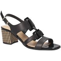 Chaussures Femme Sandales et Nu-pieds Keys 5711 Noir